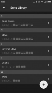 biblioteca Soundbrenner Pulse
